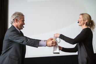 Karin Mattsson Weijbers på Stora Mötesdagen 2015