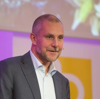 Olof Faxander på Stora Mötesdagen 2016
