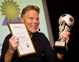 Stora Målpriset 2015: Michael Södermalm