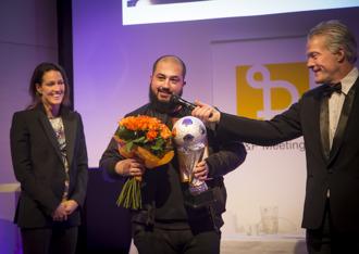 Stora Målpriset 2016: Milad Mohammadi