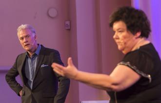 Ann Westin på Stora Presentationsdagen 2017