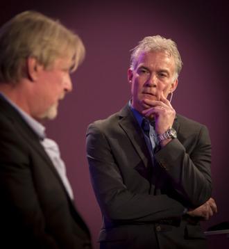 Rolf Lassgård på Stora Presentationsdagen 2017