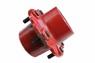 Hjulnav ink. bultar (klen) IH 474-685. REF: VPJ1211