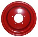 Fälg 8x16 BM 350 eller kmpl hjul