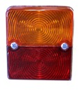Baklampa Case IH div.modeller. REF: TT8014/1