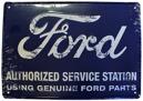 Skylt Ford Service Station
