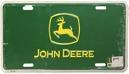 Skylt John Deere, grön. REF: TTF8112