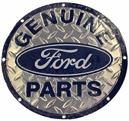 Skylt Ford Genuine Parts