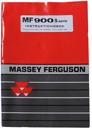 Instruktionsbok frontlastare MF 900S