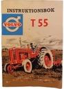 Instruktionsbok Volvo T55