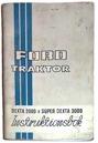 Instruktionsbok Dexta 2000 & Super Dexta 3000