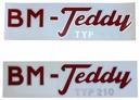 Dekal Teddy typ 200, 210