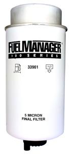 Dieselfilter JD 7710-8410. REF: VPD6106