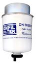 Dieselfilter Case IH, MF, NH, Valmet/Valtra, Fiat. REF: 87840591