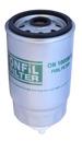 Dieselfilter Case IH, Fiat, Deutz, MF, NH, Valmet/Valtra. REF: VPD6012