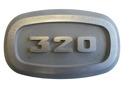Frontemblem BM 320