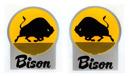 Dekal Bison