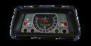 Instrumentpanel Motsols Ford 2600-7600
