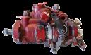 Renoverad dieselpump IH 826. REF: 91104988