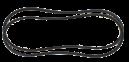 Fläktrem (par) MF 3645, 3655, 3660. REF: VPE6155