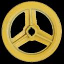 Remskiva NH 8050-8080. REF: 80399825