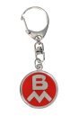 *Emaljerad nyckelring Volvo BM