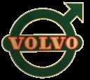 Dekal Volvo BM till Bakskärm STOR