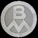 Emblem BM Gjuten