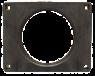 Gummi Strålkastare Case IH 585XL. REF: 537013R1