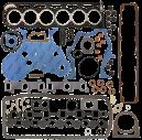 Packningssats motor Ford 9000. REF: 81820789