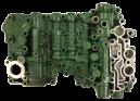 Ventilhus JD 6610. Gjutnummer: R127266