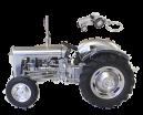 Modell Ferguson TO35 + Nyckelring TEA20