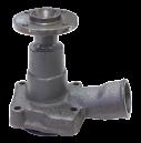 Vattenpump Ford Major. REF: 81711727