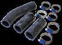 Slangpaket + slangklämmor BM 350-600, LM 218