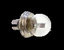 Glödlampa 45/40W 12V  P45t
