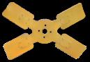 Fläktblad Sampo 500 - 580 - 2020