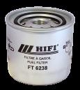 Dieselfilter spin-on. REF: FT6238