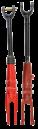Lyftlänk Vänster BM 500 , 2200 , 2250 Case IH.