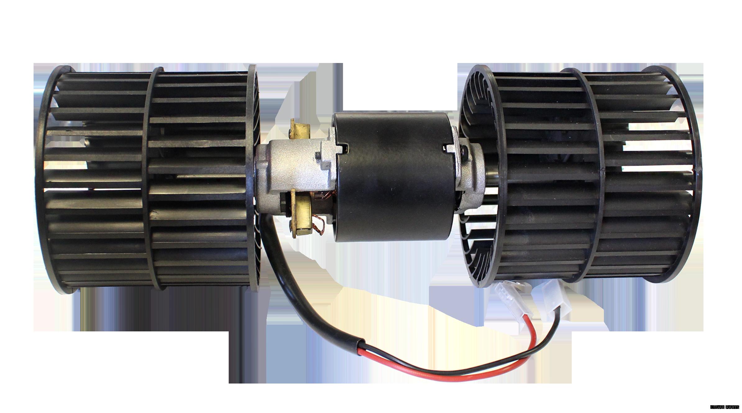 Berömda Fläktmotor 12v med fläkthjul. REF: AL25954 | Laholms GD-15
