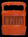 Grill Fiat 450-640. REF: 4950401