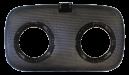 Grill MF 5400 - 6400 serien. REF: 4272102M97