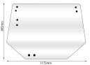 Bakruta JD CC2 & MC1 hytt. REF: VPM7193