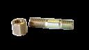 Pinnbult + mutter till grenrör MF, BM. REF: 731866
