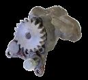 Smörjoljepump MF 65-165. REF: VPD1001