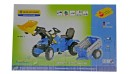 Rolly Toys New Holland lastare + kärra