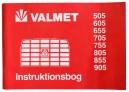 Instruktionsbok Valmet 505-905