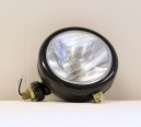 Black week - LH head lamp vänster