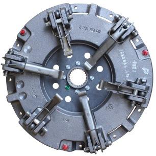 Koppling 330 mm Deutz REF: VPG1251