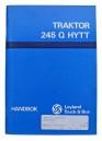Handbok 245 Q Hytt