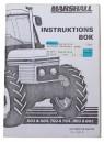 Instruktionsbok Marshall